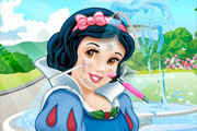 Snow White Makeover Salon title=