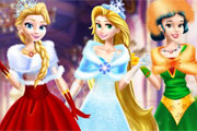 Princess Party At The Castle