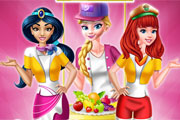 Super Market Promoter Girls