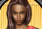 Tyra Banks Makeup