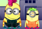 Minion Dress Up