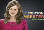 Leighton Meester Makeover