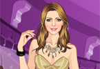 Strapless Fashion Dress Up