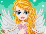 Cute Angel Dressup