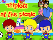 Triplets at the Picnic