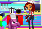 Chef Lisa Dressup