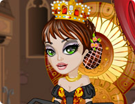 Her Majestys Makeover