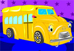 School Bus Dressup
