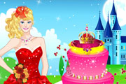 Princess Cake Decor