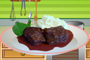 Braised Beef Ribs With Chocolate