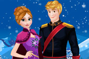Anna And Kristoff Date
