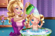 Princess Baby Wash