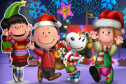 Peanuts Team Chrismas
