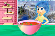 Joy Makes Tomato Soup