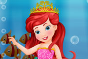 Little Mermaid Ariel Makeover