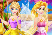Princesses Fairy Mall