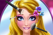 Modern Princess Perfect Makeup