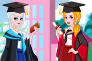 Princess Graduation Makeover